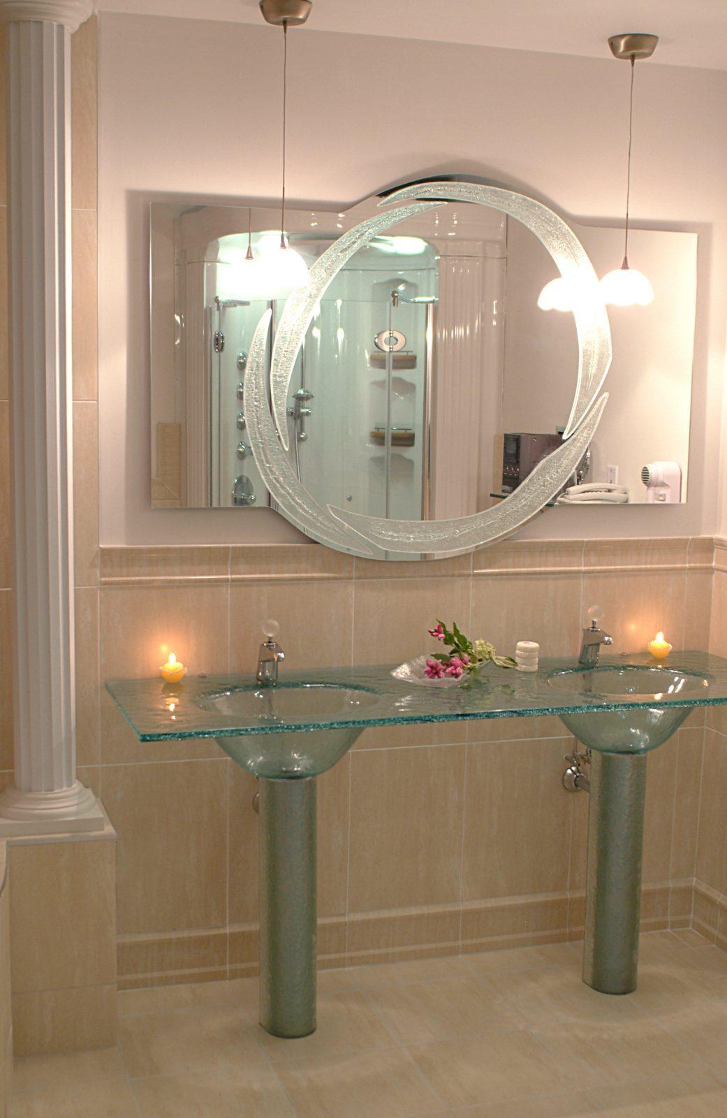 Salle de bain suite supérieure 319